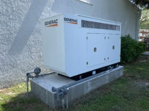 industrial-quality Generac Protector Plus 80kw Emergency Standby Generator for whole-building backup power