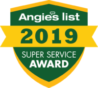 Angie's List Super Service Award (SSA) 2019